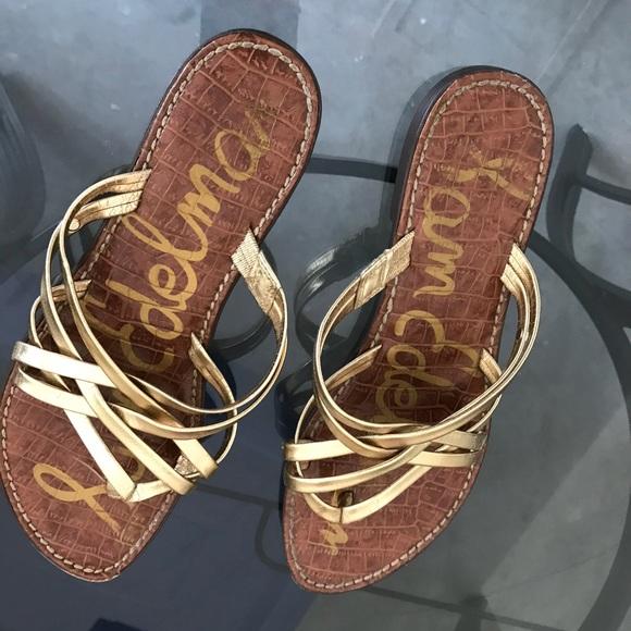 e8ebf2c45633 Just in San Edelman Georgette sandals. M 5b62e15b5bbb80119b72758a
